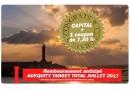Remboursement CAPITAL + COUPON de 7,30 % (net) TARGET ACTION TOTAL sur 1 an